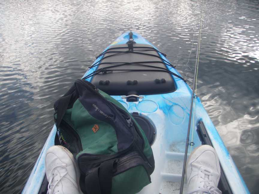 Jackson Kayak Coosa - First Floats and Impressions