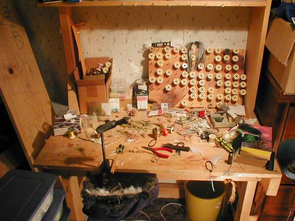 How To Build A Fly Tying Desk Best Home Design 2018